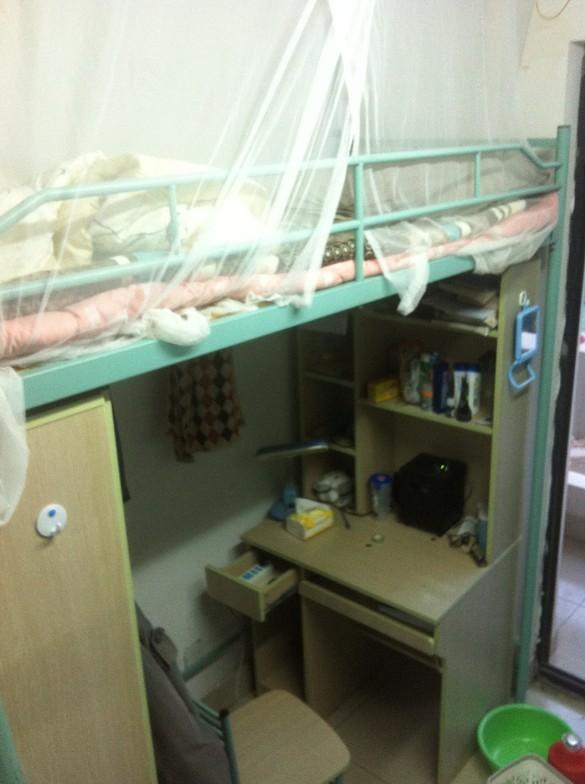 上海海洋大学 寝室1