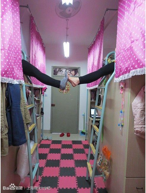 上海海洋大学女生寝室