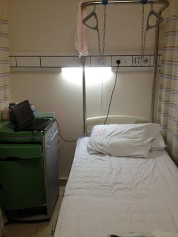长征医院病床