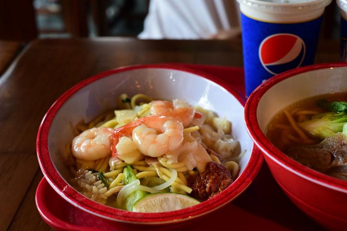 shanghaidisney lunch