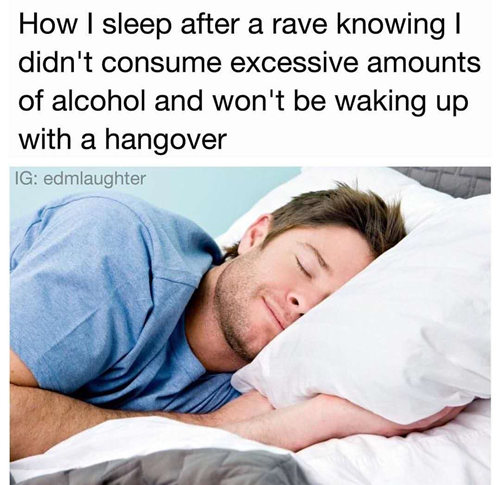 after rave