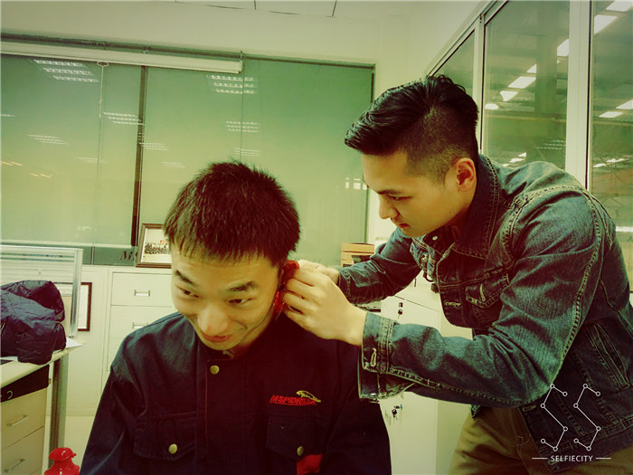andalue hair cut 1